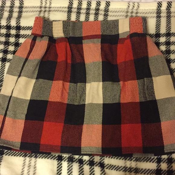 b572df1157 KAVU Dresses & Skirts - KAVU Cedar Flannel Skirt